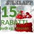 JULBONUS 10%