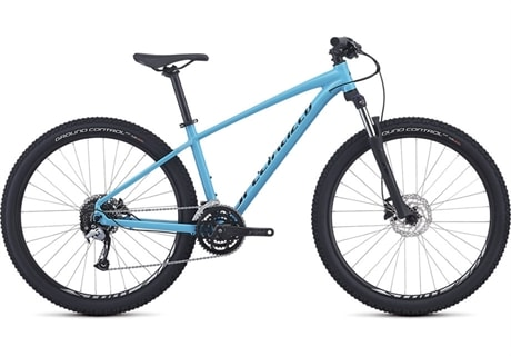 "Specialized Cykel, Pitch Comp 27.5"" 2019, Gloss Nice Blue/Tarmac Black/Clean"