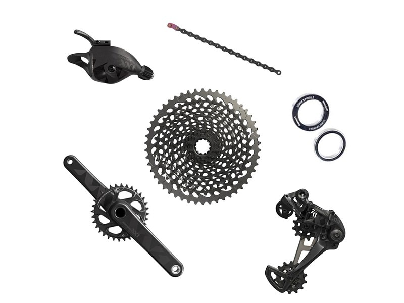 SRAM Grupp, XX1 Eagle™ Black DUB, 12 Speed