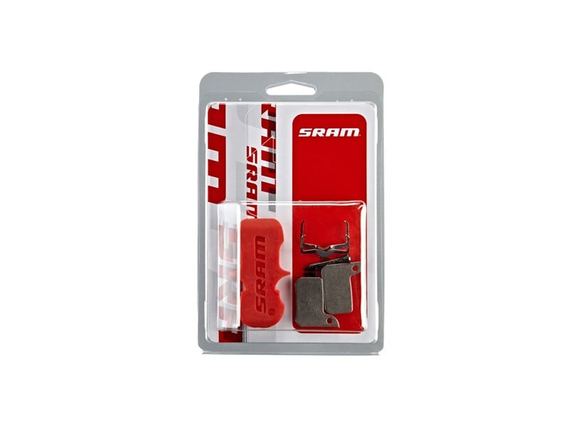 SRAM Bromsbelägg, Disc Brake Pad Set, Sintrade/Metall