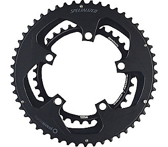 Specialized Drev, Praxis Alloy Chainring Set, 110x52/36