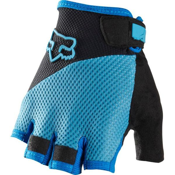 Fox Handske, Reflex Gel Short, Blå