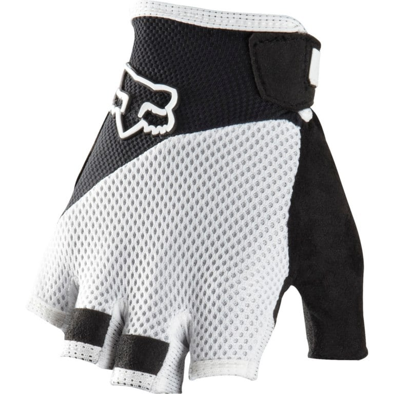 Fox Handske, Reflex Gel Short, Vit