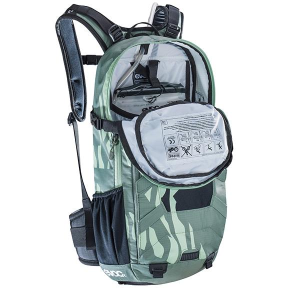 Evoc Väska, FR Enduro Women, Olive/Light Petrol