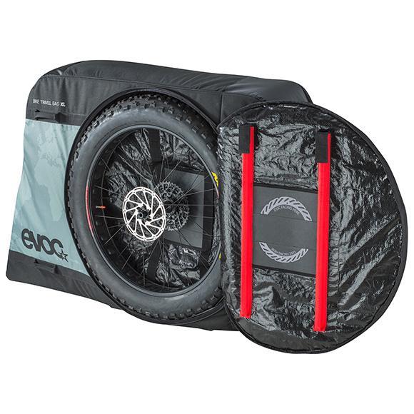 Evoc Cykelväska, Bike Travel Bag XL, Olive