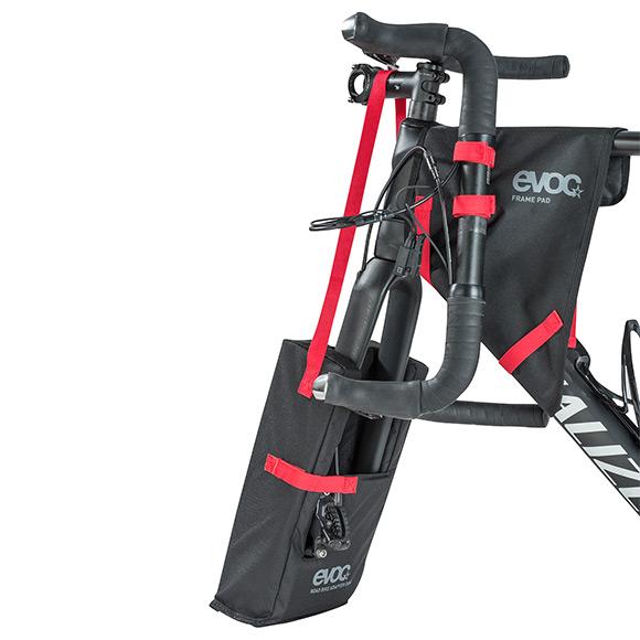 Evoc Adapter, Road Bike Adapter Disc, Svart