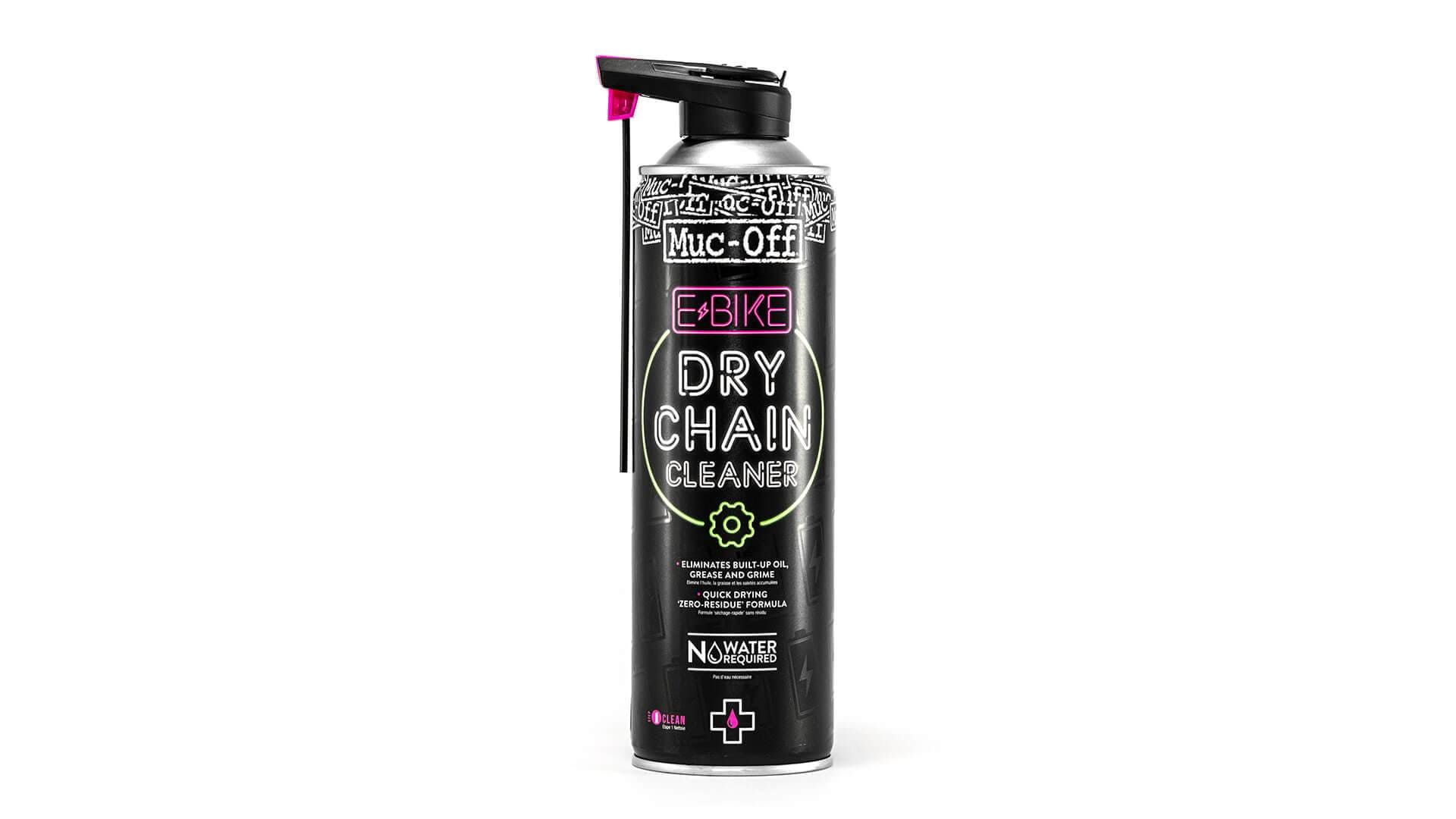 Muc-Off Multi-Rengöring, eBike Dry Chain Cleaner