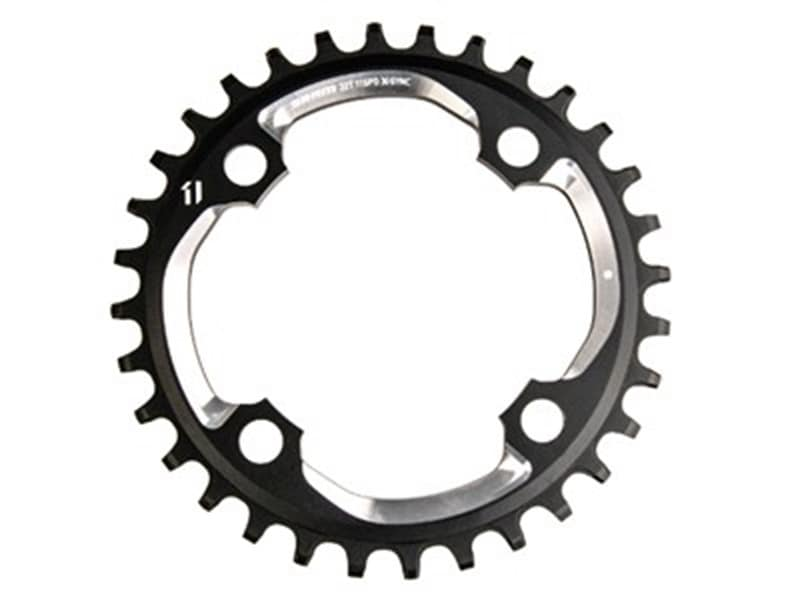 SRAM Drev, Chainring (Outer) 2x10, 0mm Offset