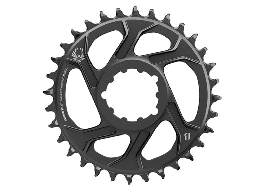 SRAM Drev, DM Eagle only for Boost 3mm Offset, 1x12 X-Sync, Svart