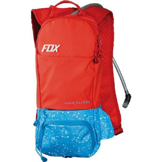 Fox Väska, Hydration Pack Oasis, Red