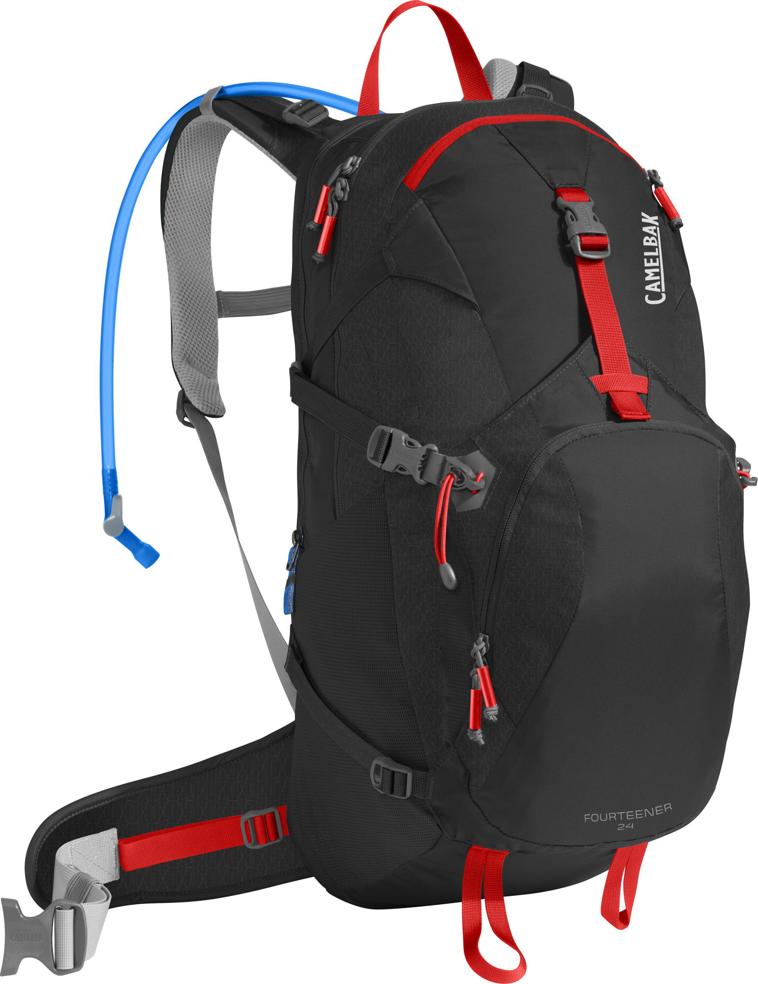 Camelbak Väska, Fourteener 24 3L, Black/Red