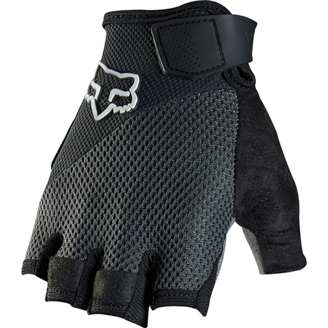 Fox Handske, Reflex Gel Short, Black