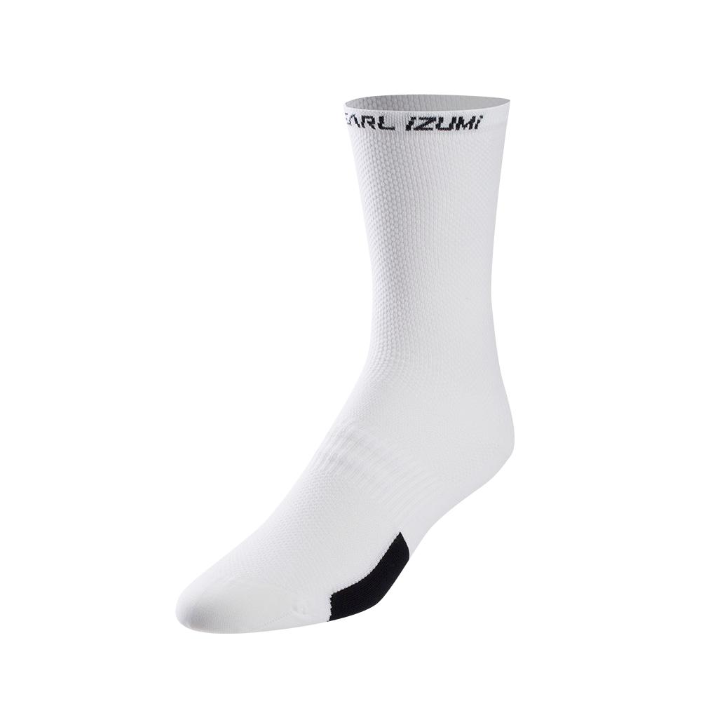 Pearl Izumi Socka, Elite Tall, PI Core White