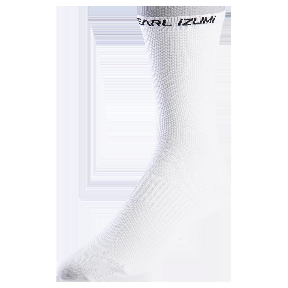 Pearl Izumi Socka, ELITE Tall, White
