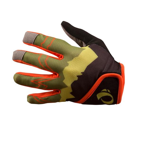 Pearl Izumi Handske, Junior MTB, Svart/Grön