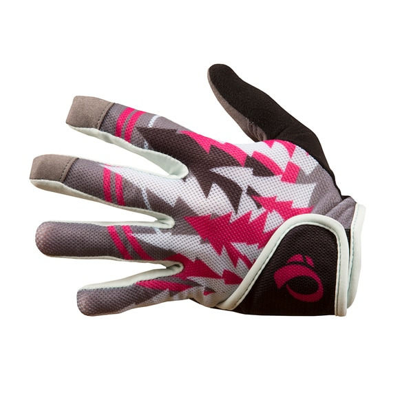 Pearl Izumi Handske, Junior MTB, Vit/Rosa
