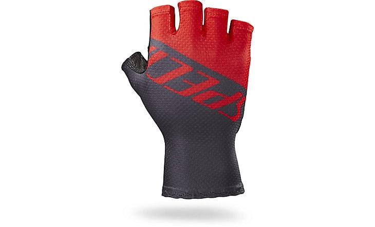 Specialized Handske, SL Pro Long Cuff, Team Röd/svart
