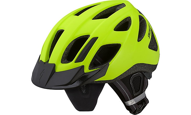 Specialized Hjälm, Centro Winter Led, Safety Ion