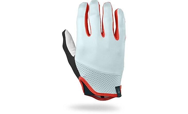 Specialized Handske, Trident Långfinger, Ljusblå