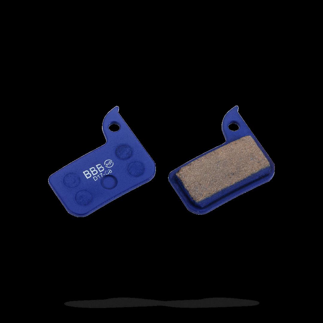 BBB Bromsbelägg, DiscStop BBS-38 HP, Resin/Organiska