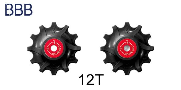 BBB Rulltrissor, RollerBoys Ceramic BDP-16, 11-Delade