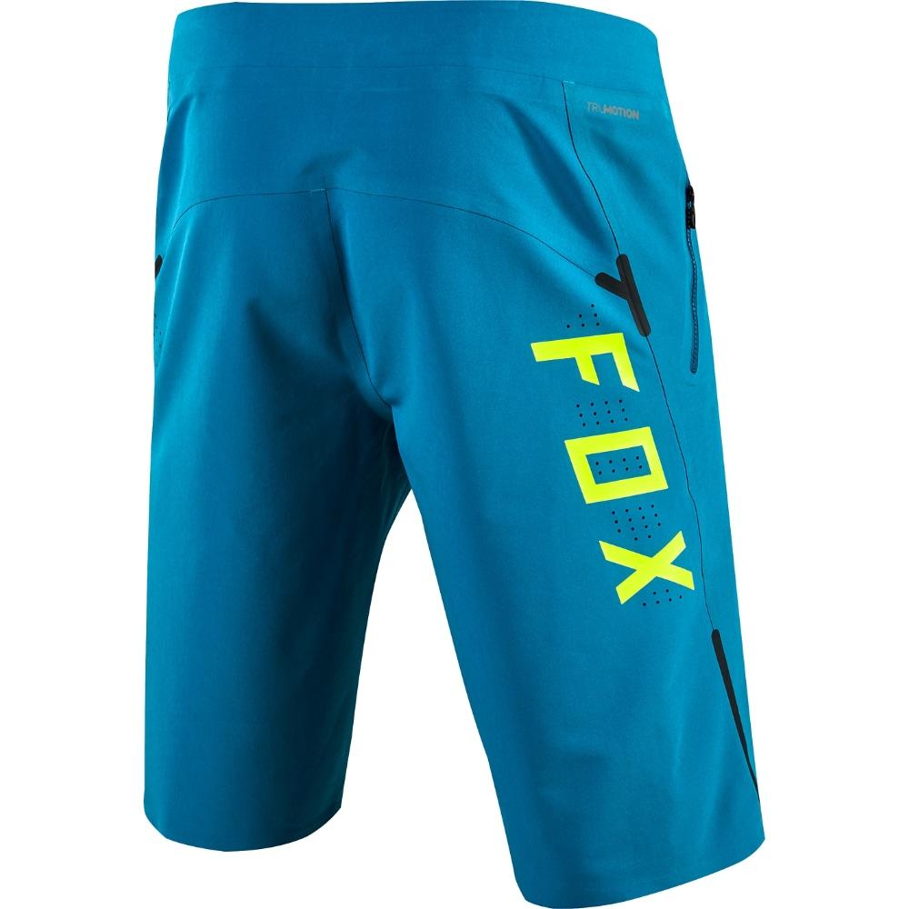 Fox Byxa, Attack Pro Short, Blågrön