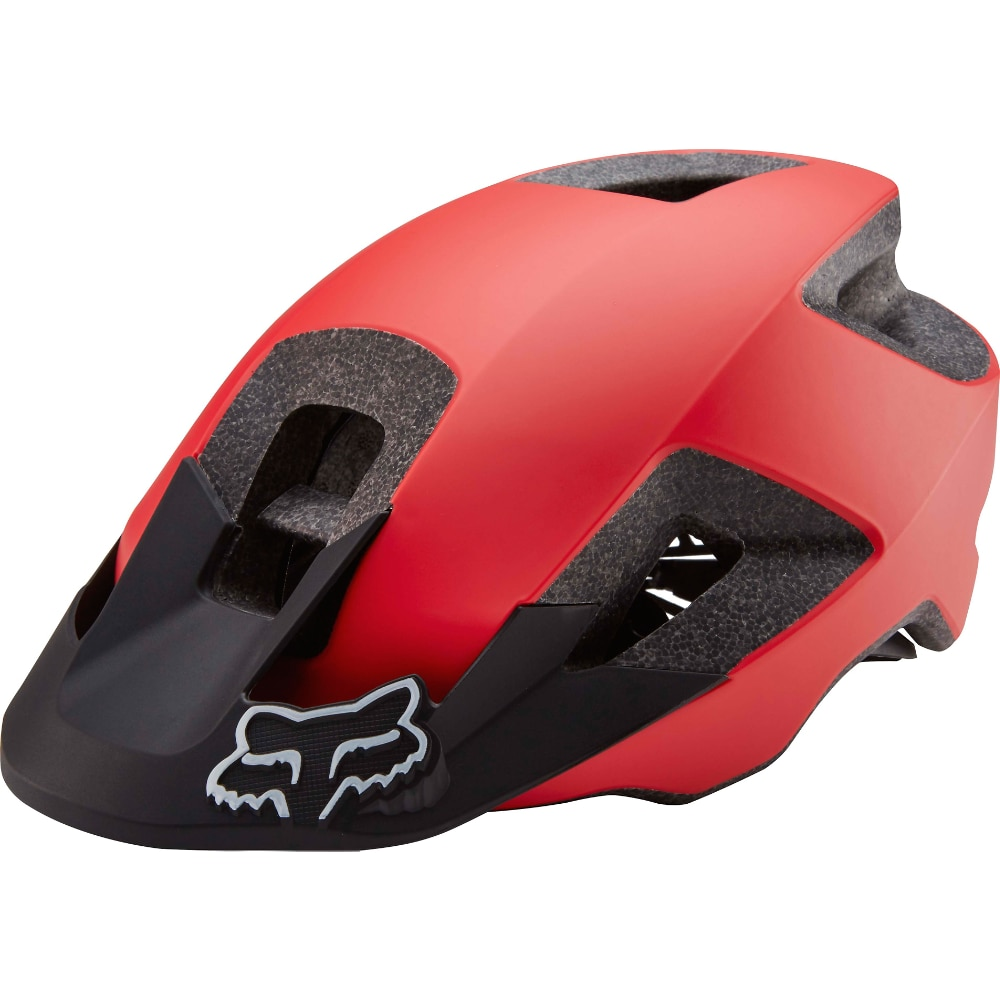 Fox Hjälm, Ranger, Röd/Svart