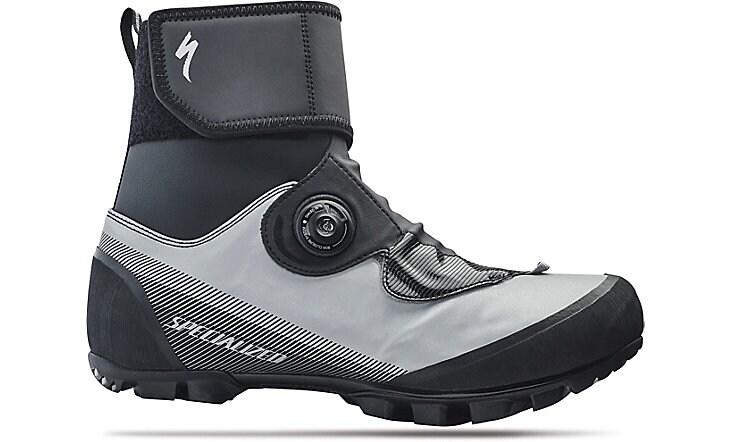 Specialized Sko, Defroster Trail MTB, Svart/Reflective