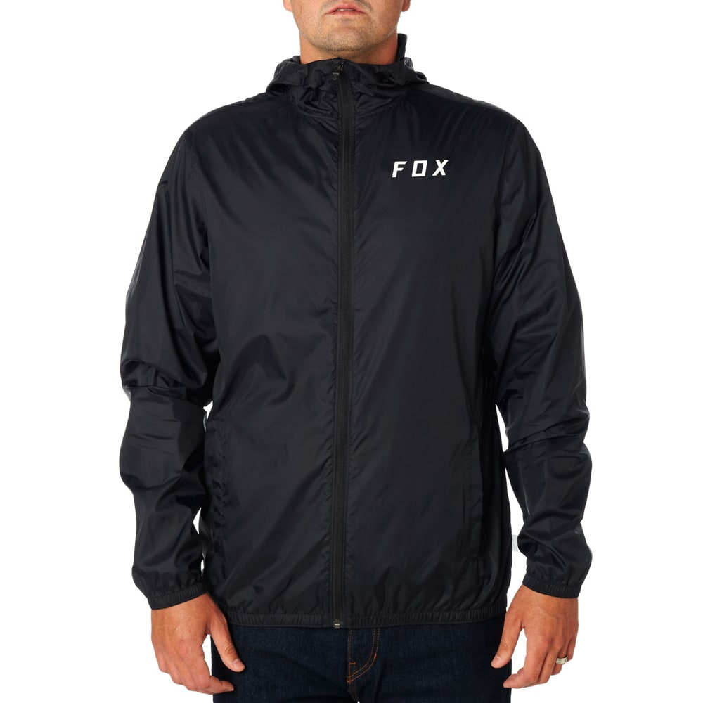 Fox Jacka, Attacker Windbreaker, Black