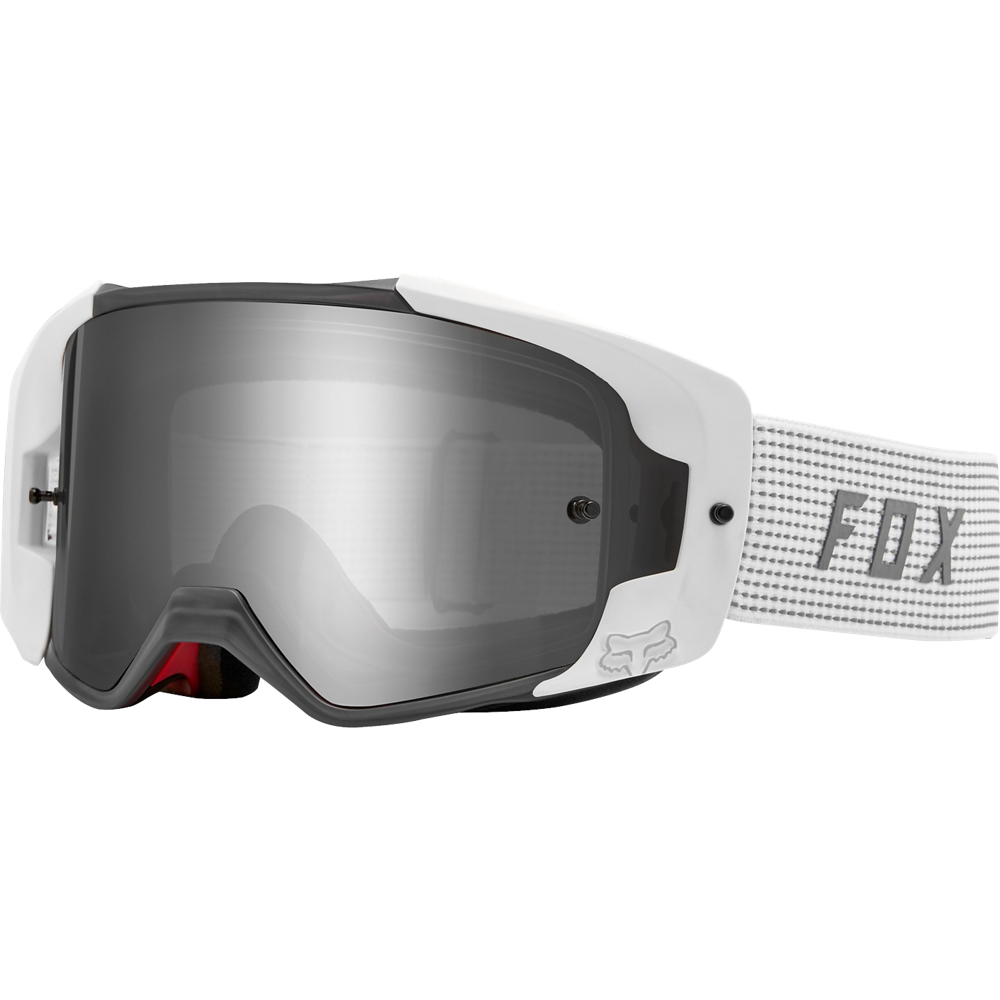 Fox Goggles, Vue, White