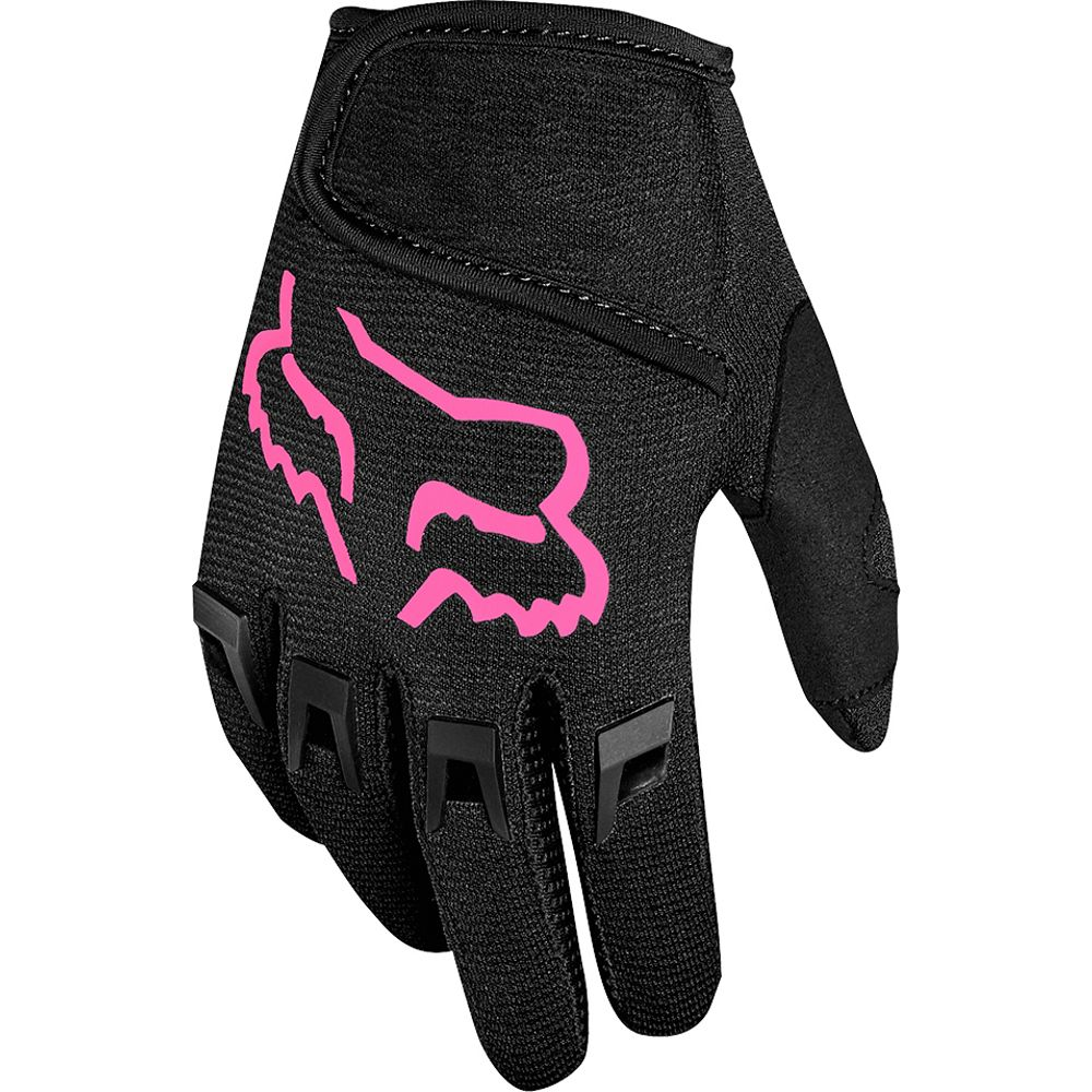 Fox Handske, Dirtpaw Kids, Black/Pink