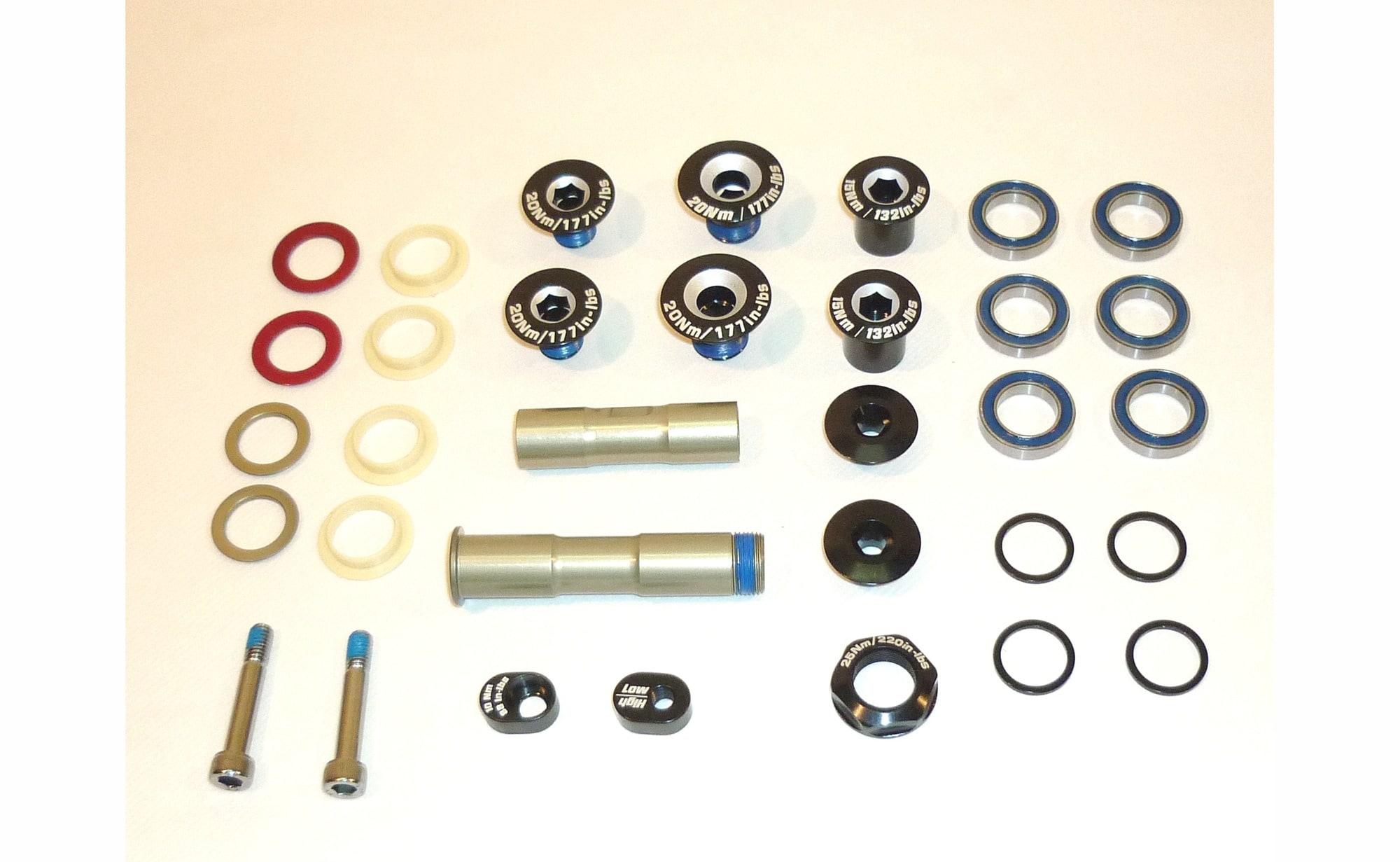 Scott Bult Kit, Swingarm Repair Kit Spark >2012 / Genius >2013