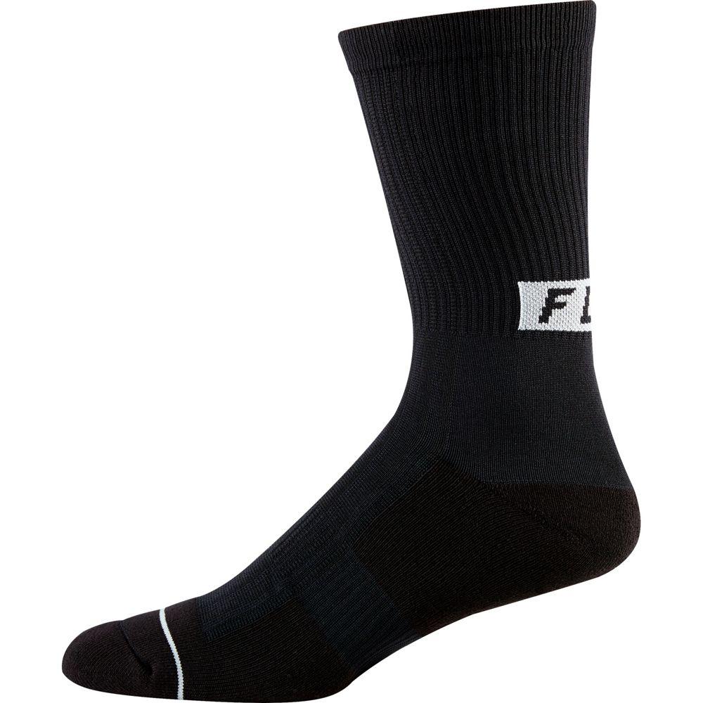 "Fox Socka, Trail Cushion (8""), Black"