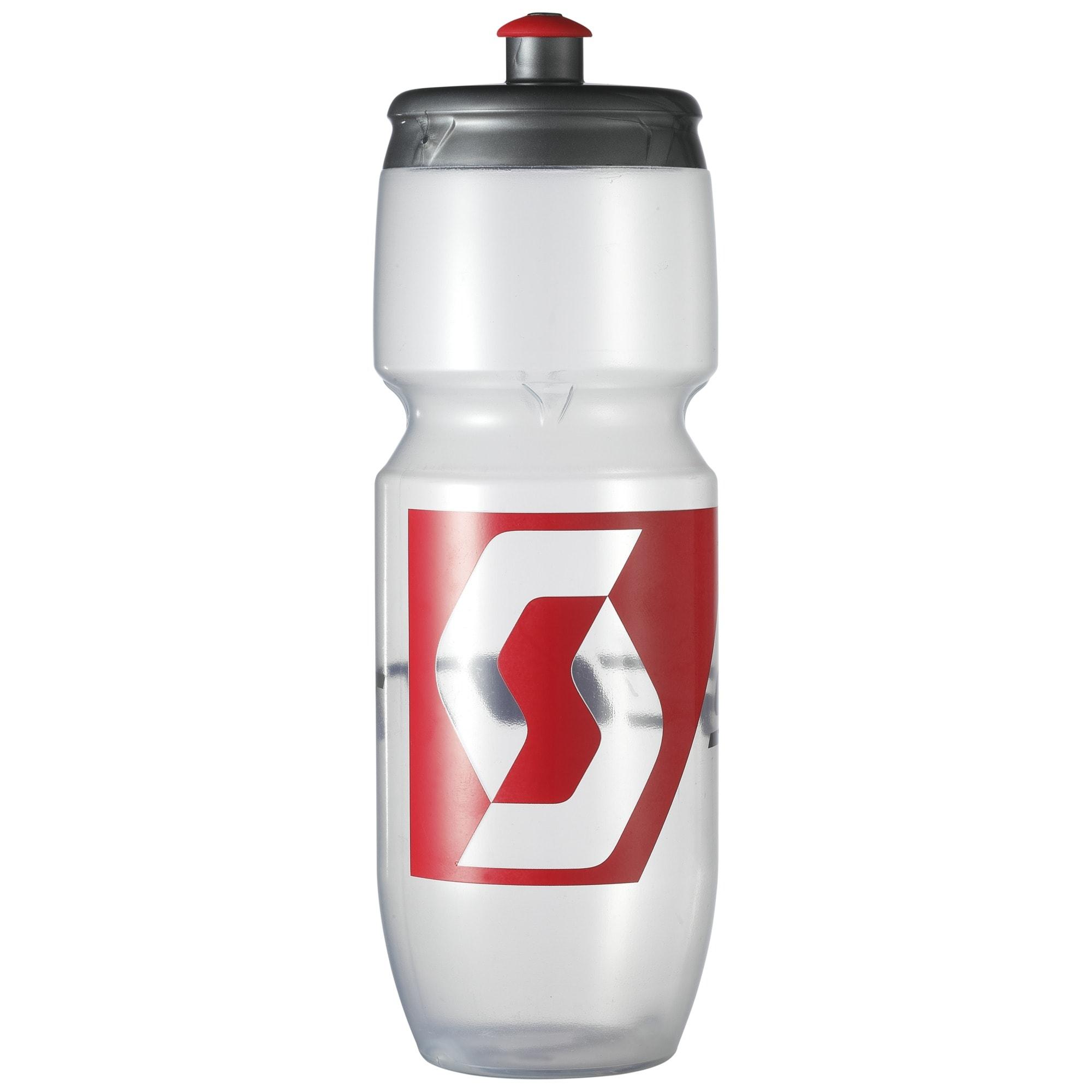 Scott Flaska, Corporate G3 Water Bottle, Röd, Diverse Volymalternativ