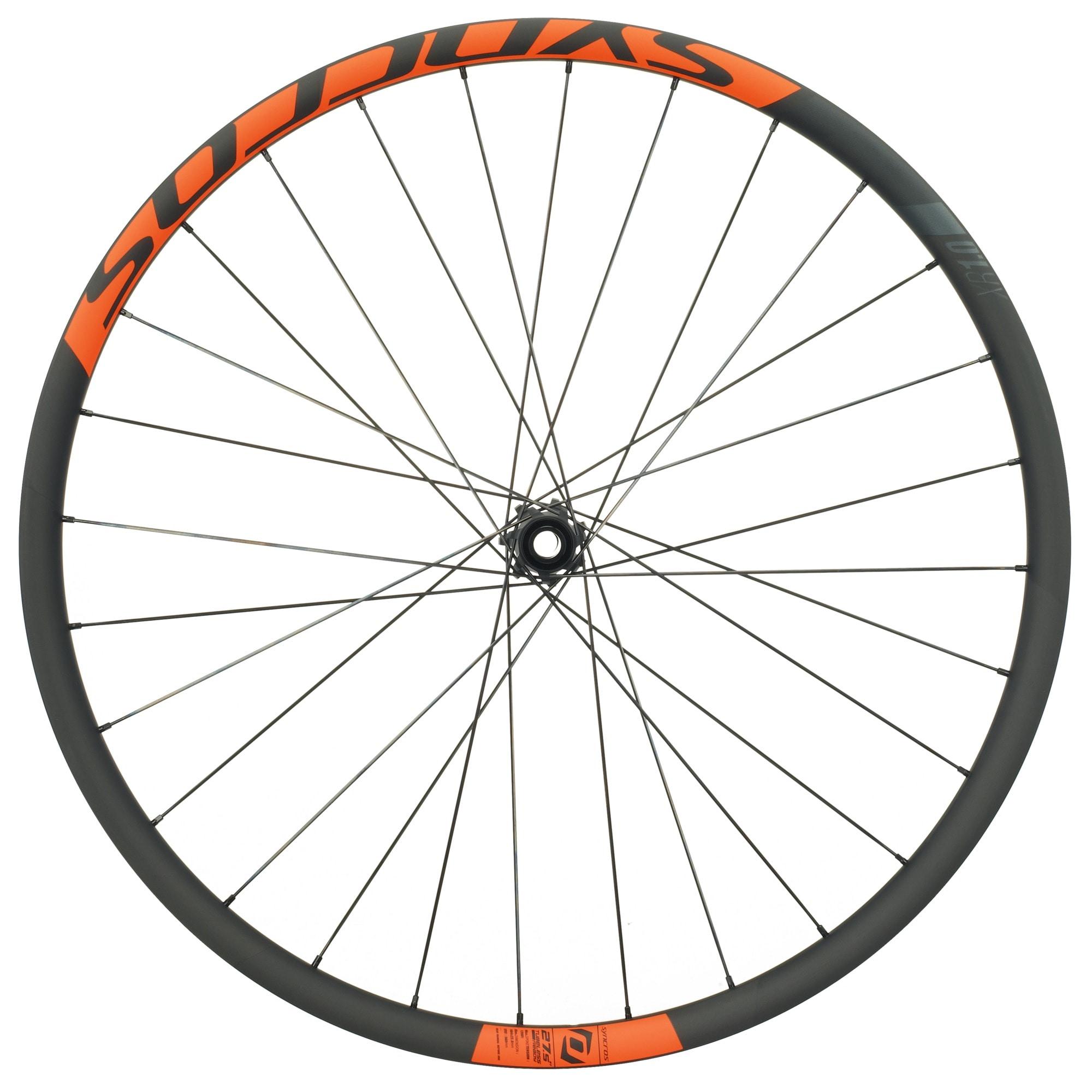 "Syncros Hjul, XR1.0 CB Boost 110/148 mm 29"", Svart/Orange"
