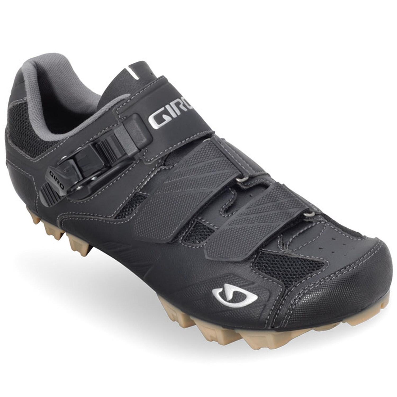 Giro Sko, Privateer, Black/Gum