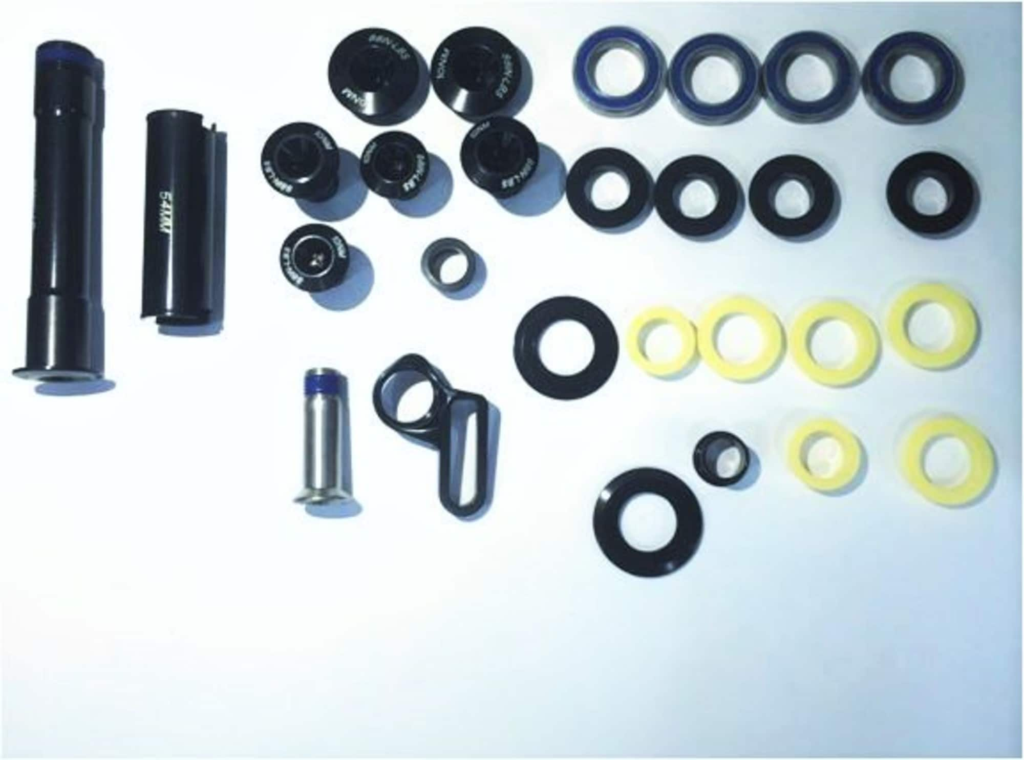 Scott Bult Kit, Swingarm Repair Kit Spark RC 100mm 2017-2019