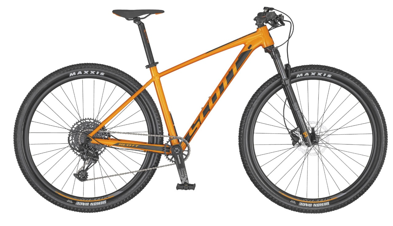 Scott Cykel, Scale 970 2020, Orange/black