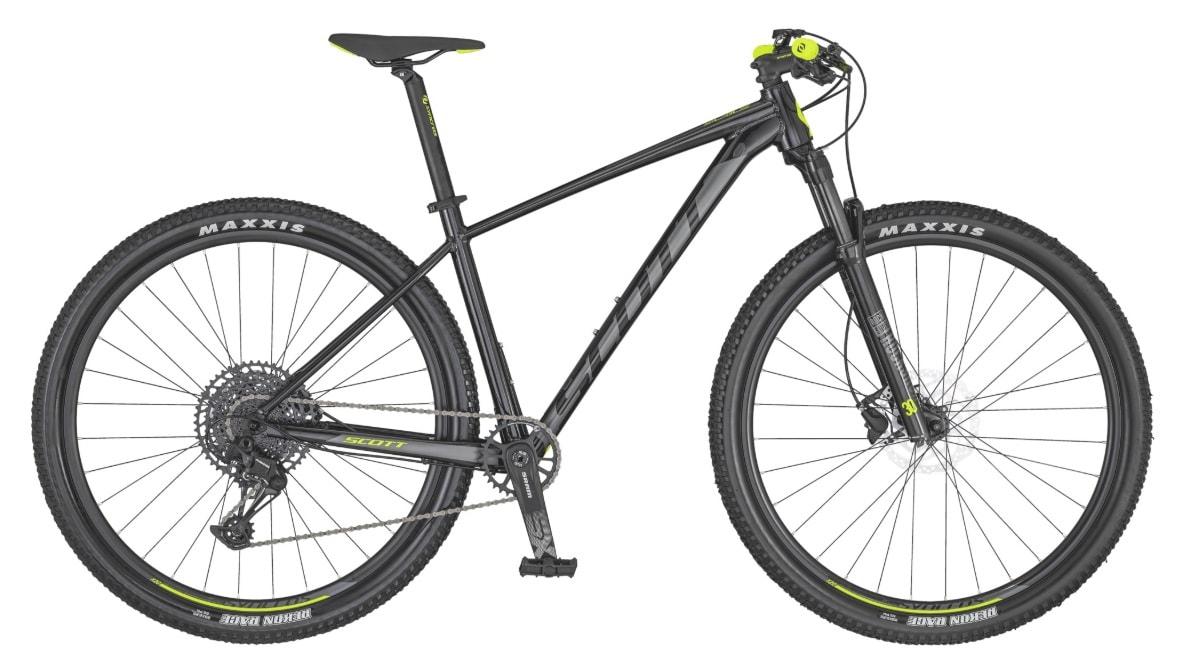 Scott Cykel, Scale 970 2020, Black/Yellow