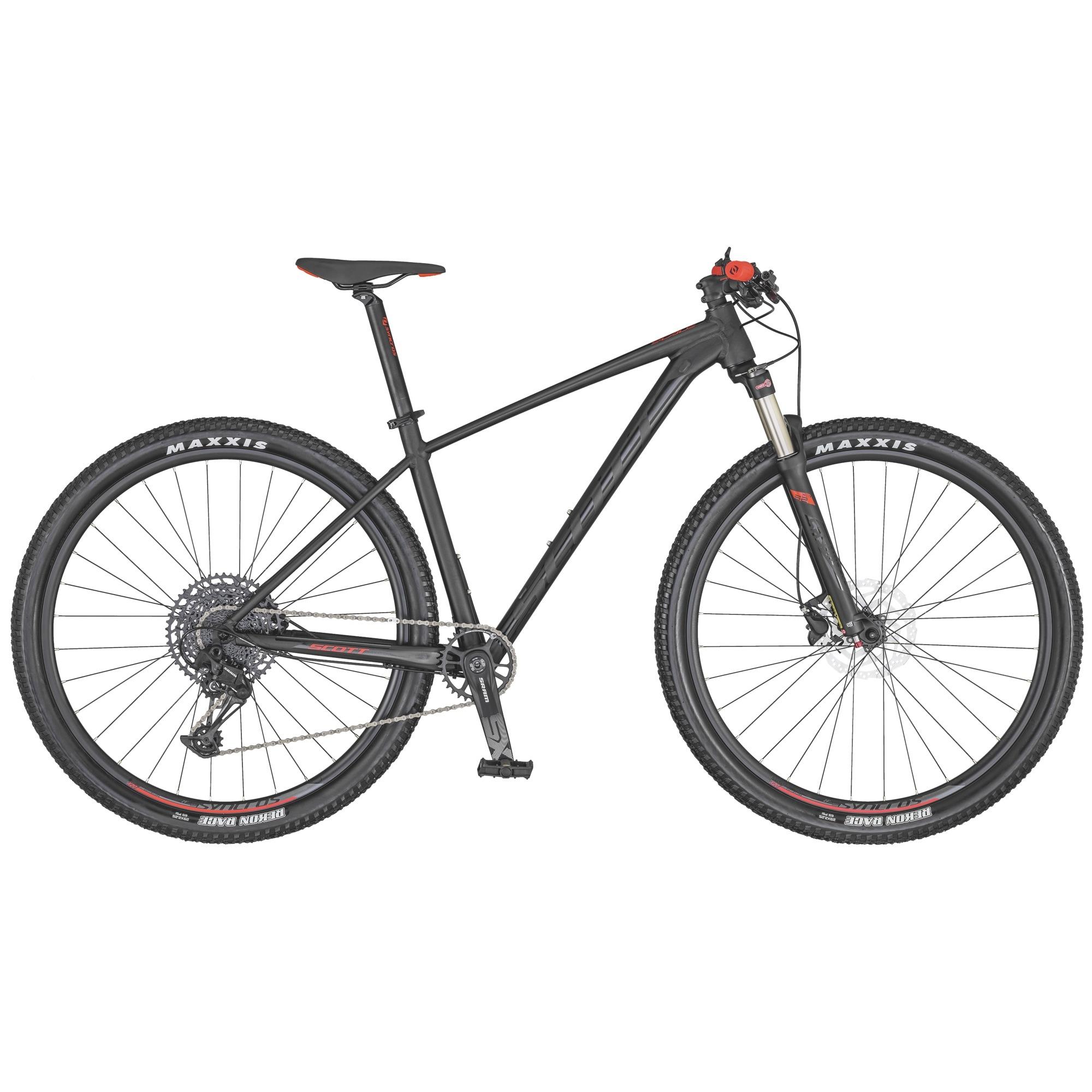 Scott Cykel, Scale 980 2020, Black/Red