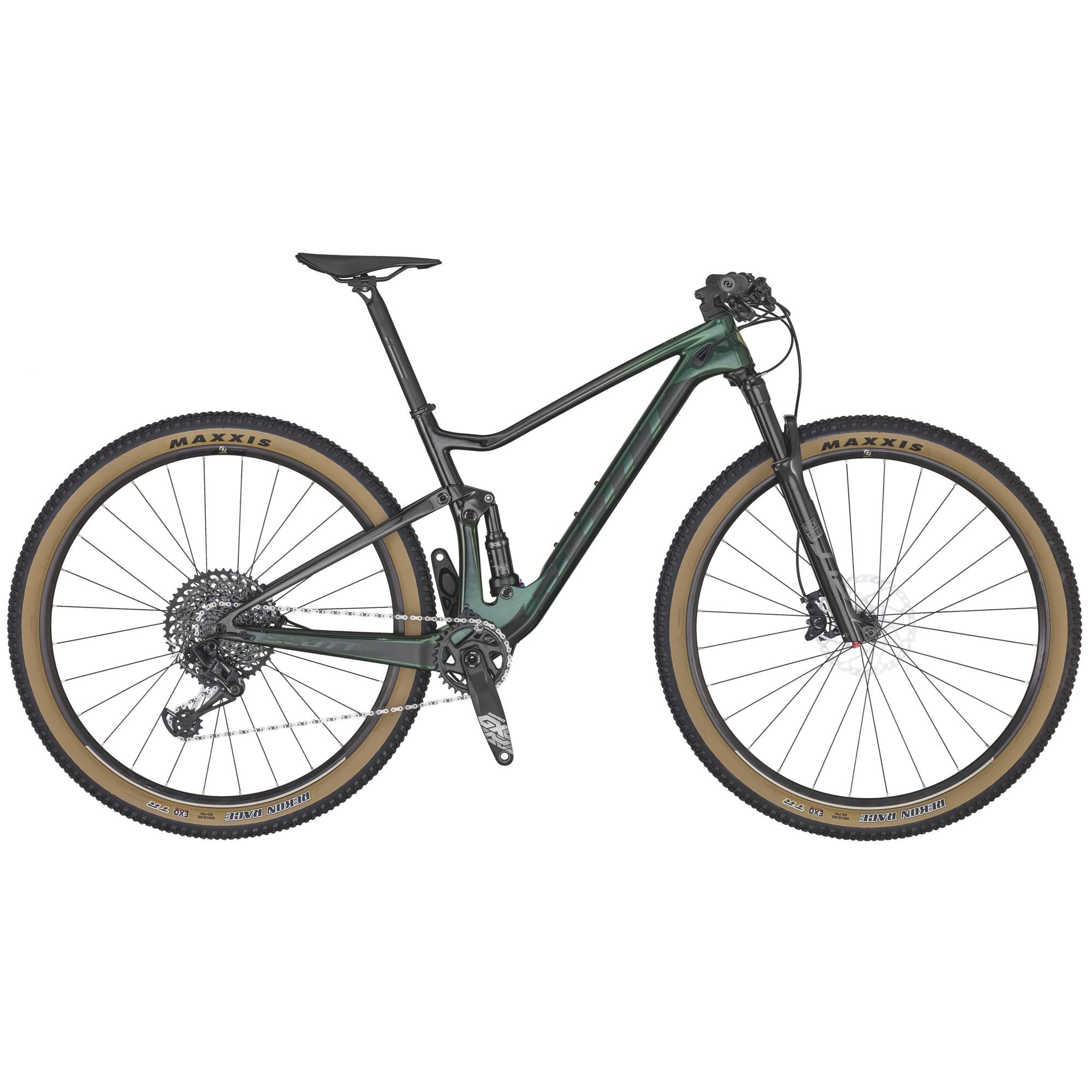 Scott Cykel, Spark RC 900 Team Green 2020, Green/Black