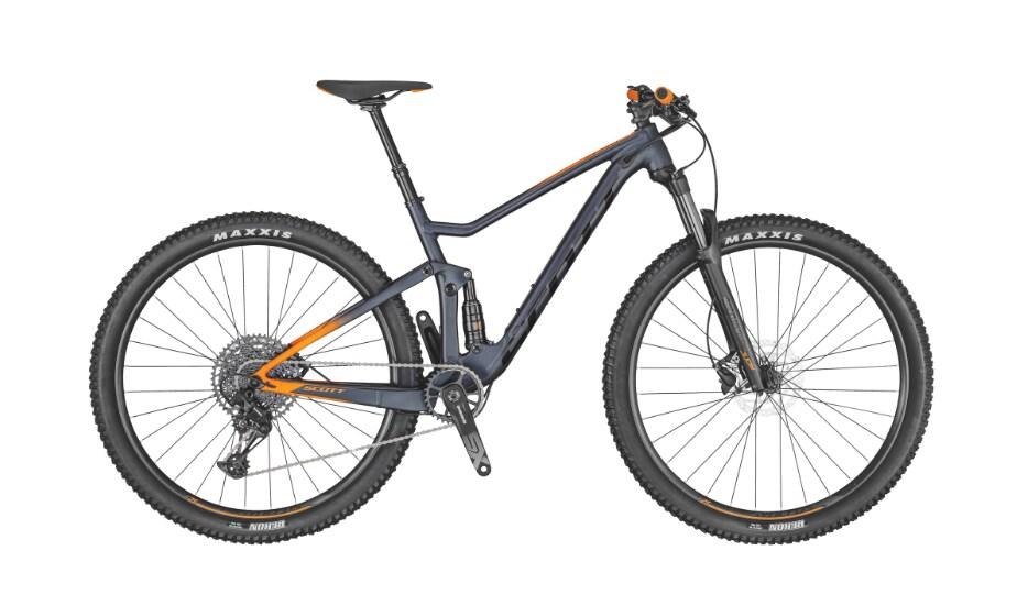 Scott Cykel, Spark 960 2020, Black/Orange
