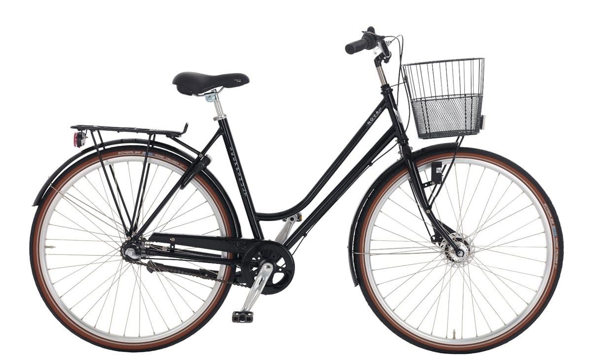 Skeppshult Cykel, Nova 7, Spegelsvart