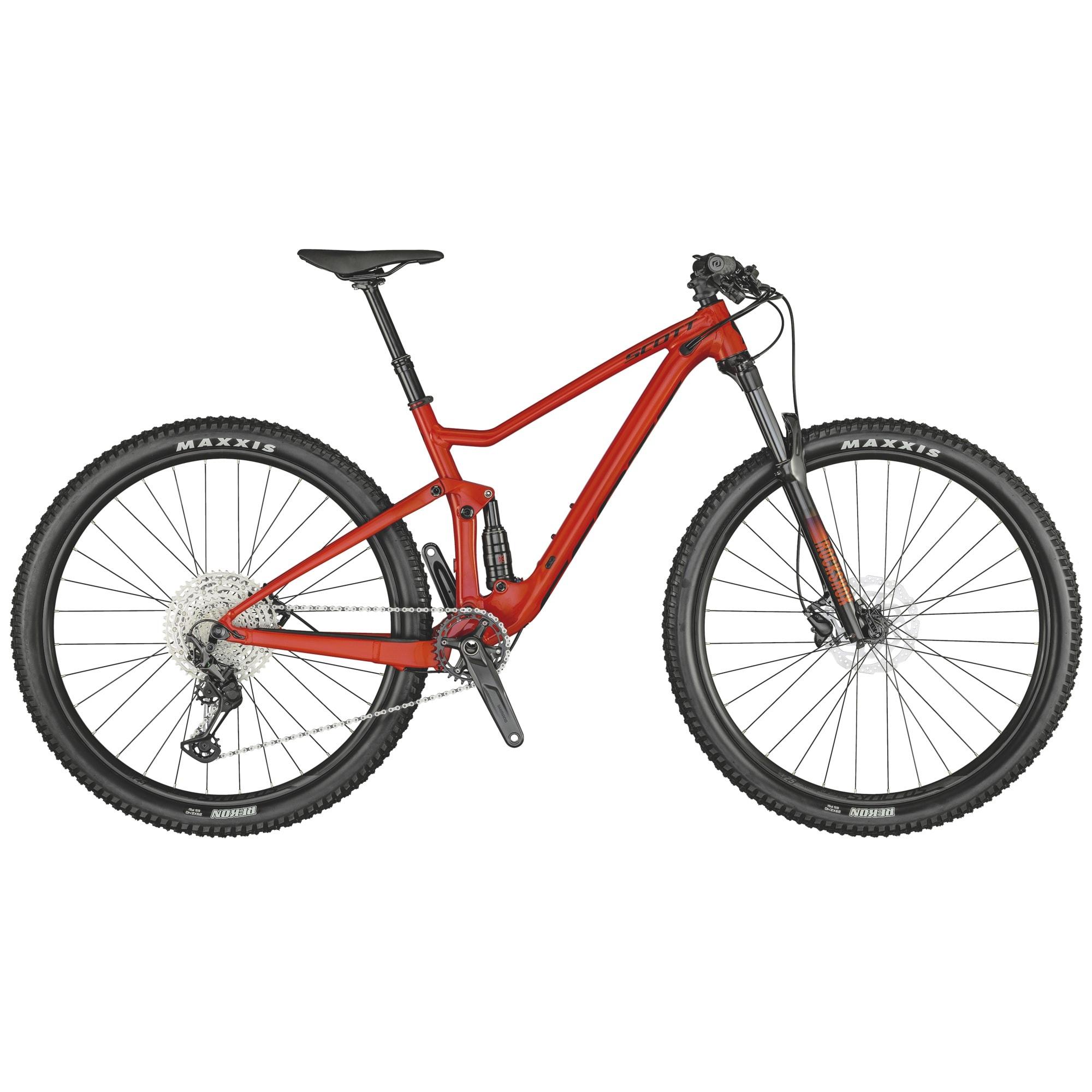 Scott Cykel, Spark 960 2021, Red