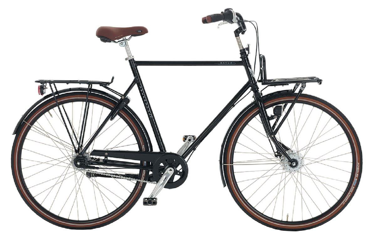 Skeppshult Cykel, Natur 7, Spegelsvart