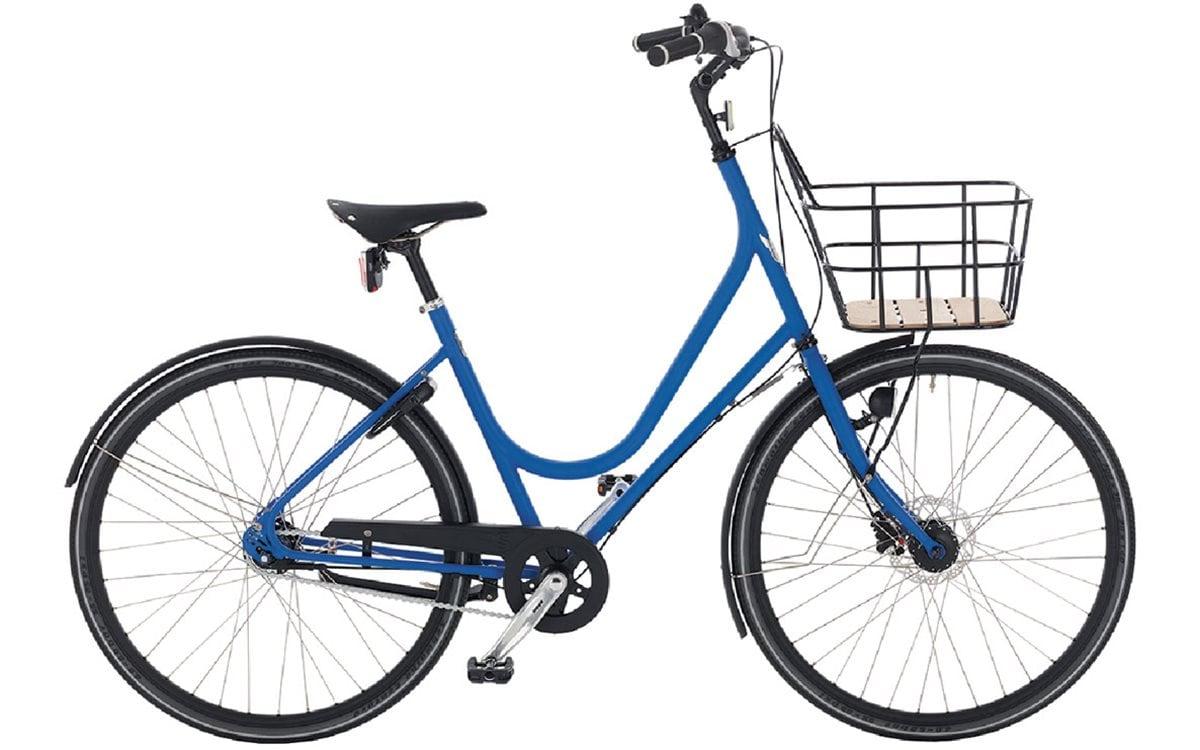 Skeppshult Cykel, Face Stockholm 7-Växlad, Flash Blue