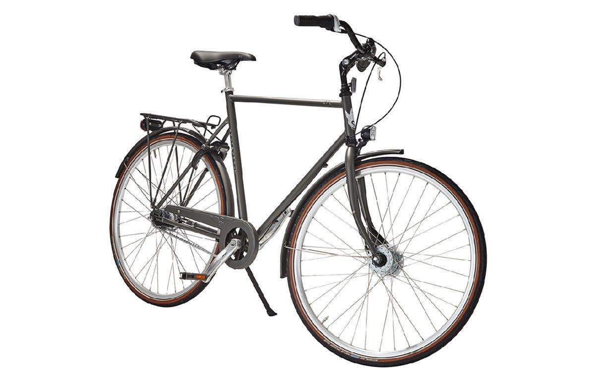 Skeppshult Cykel, Stil Premium 7 60cm 2018, Grå