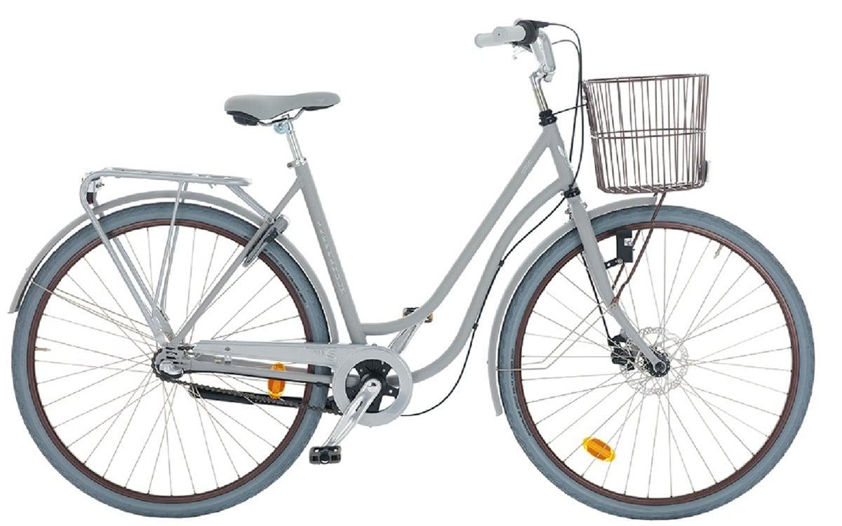 Skeppshult Cykel, Smile 3, Mångrå Matt