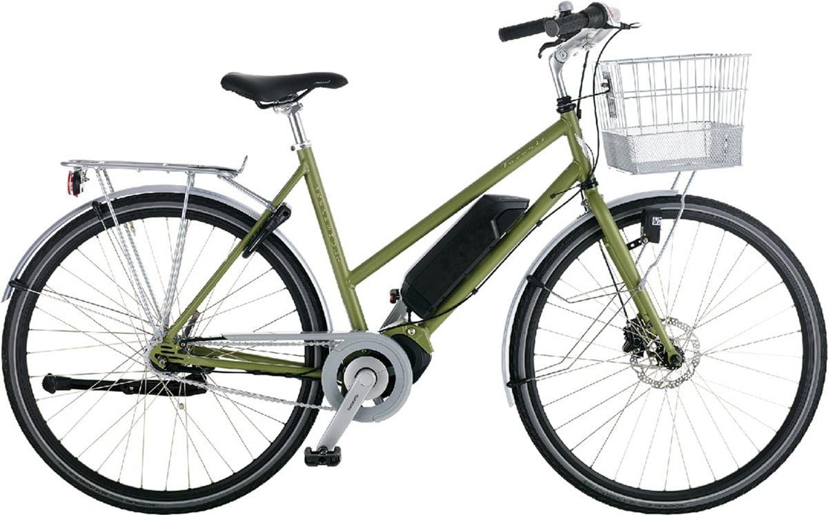 Skeppshult Cykel, Favorit EL 7, Cypress Matt