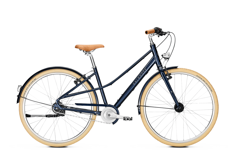 Kalkhoff Cykel, Scent Glare 2018, Royalblue
